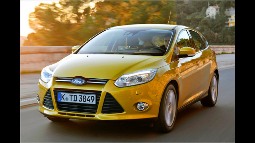 Einer für alle: Der neue Ford Focus im Test