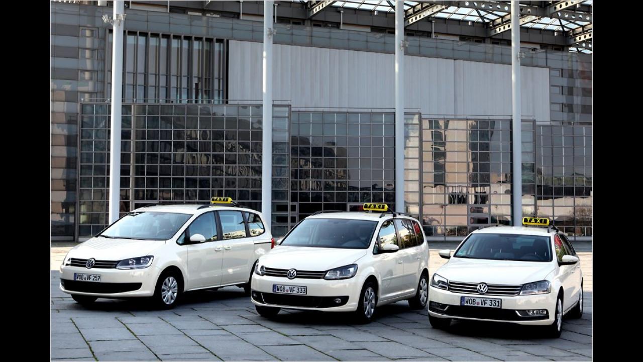VW Taxi-Palette (2011)