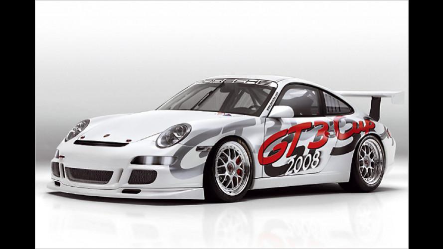 Fertig für die Rennstrecke: Porsche 911 GT3 Cup mit 420 PS