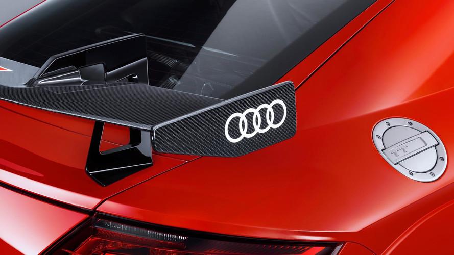 R8 ve TT için Audi Sport Performance parçaları
