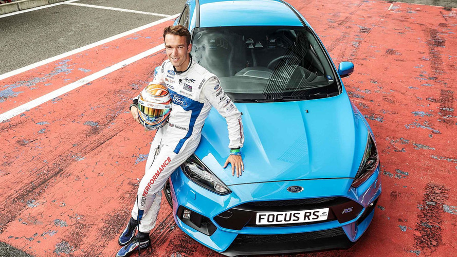 Gamers: Win A Drive In A Real Ford Focus RS