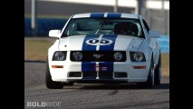 Ford Mustang GT Race Car at Daytona