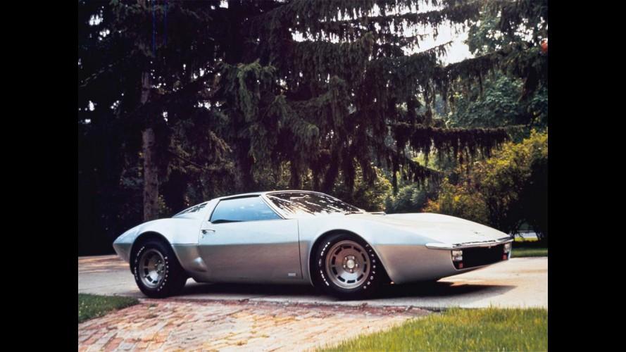Chevrolet XP-882 Corvette Concept