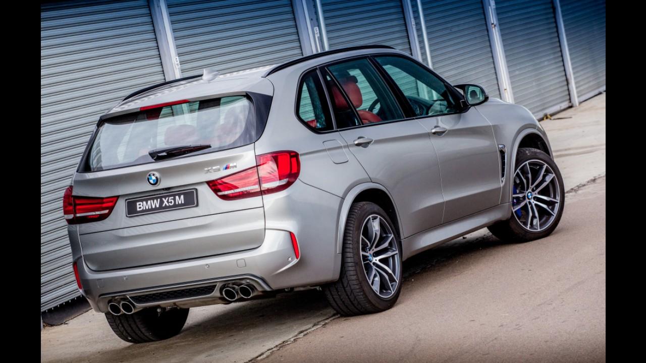 BMW X5: quarta geração é antecipada e deve estrear já em 2017