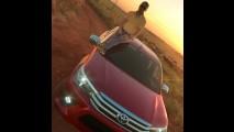 Hilux de clientes são transformadas na nova geração em ação da Toyota