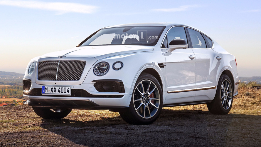 Bentley Considering More Bentayga Variants To Stay Competitive