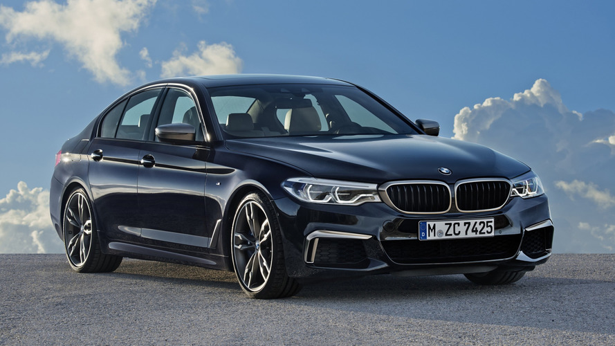BMW Forced To Temporarily Stop M550i Production For Europe