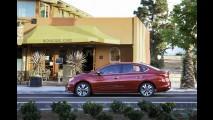 Novo Nissan Sentra 2017 chega às lojas em junho somente com câmbio CVT