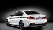 2017 BMW 5 Series with M Performance kit