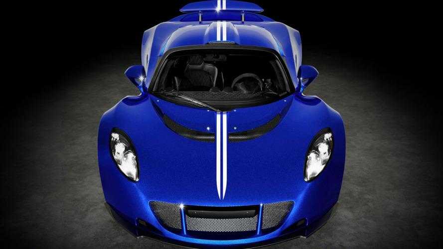 Hennessey Venom GT, um dos mais rápidos e limitados carros do mundo, tem produção encerrada