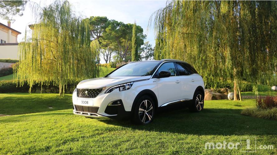 Peugeot 3008 - Tout le monde le veut !