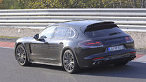 2018 Porsche Panamera Sport Turismo spy photo