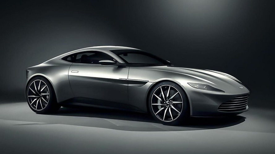 Aston Martin DB10 hints at the next Vantage