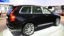 Volvo XC90 Excellence at Auto Shanghai 2015