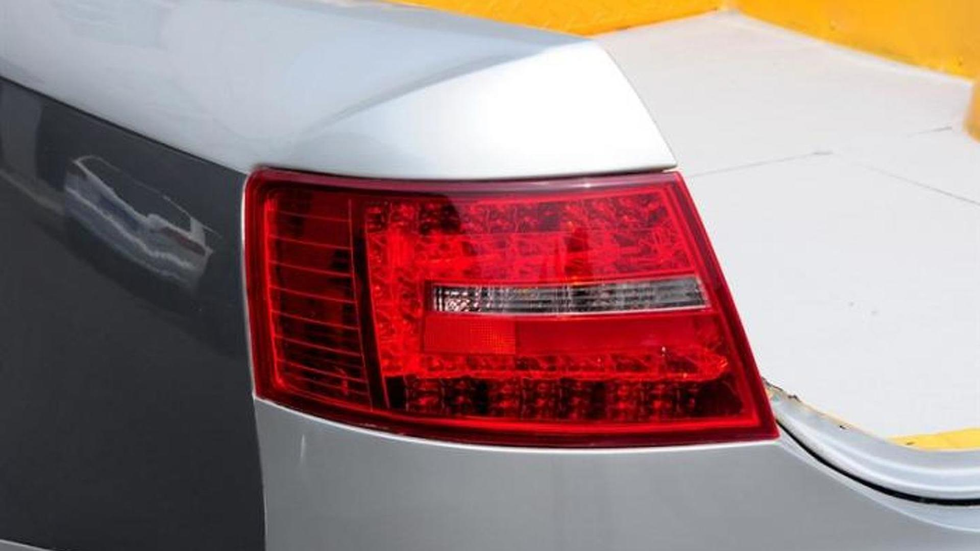 Задний фонарь Ауди А6 Пикап