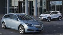 2015 Opel Mokka 1.6 CDTI and Insignia Sports Tourer 2.0 CDTI