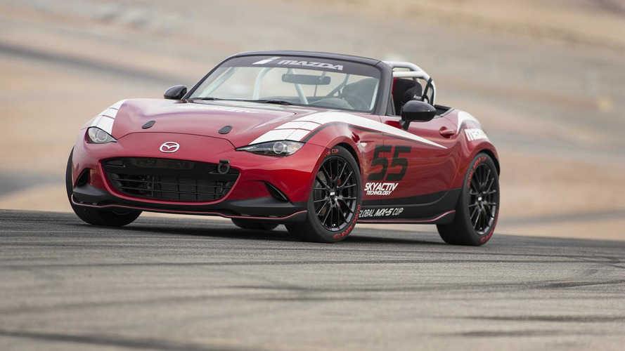 Mazda MX-5 Cup to cost $53,000