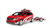 Kia Ultimate Karting Sedona concept for SEMA