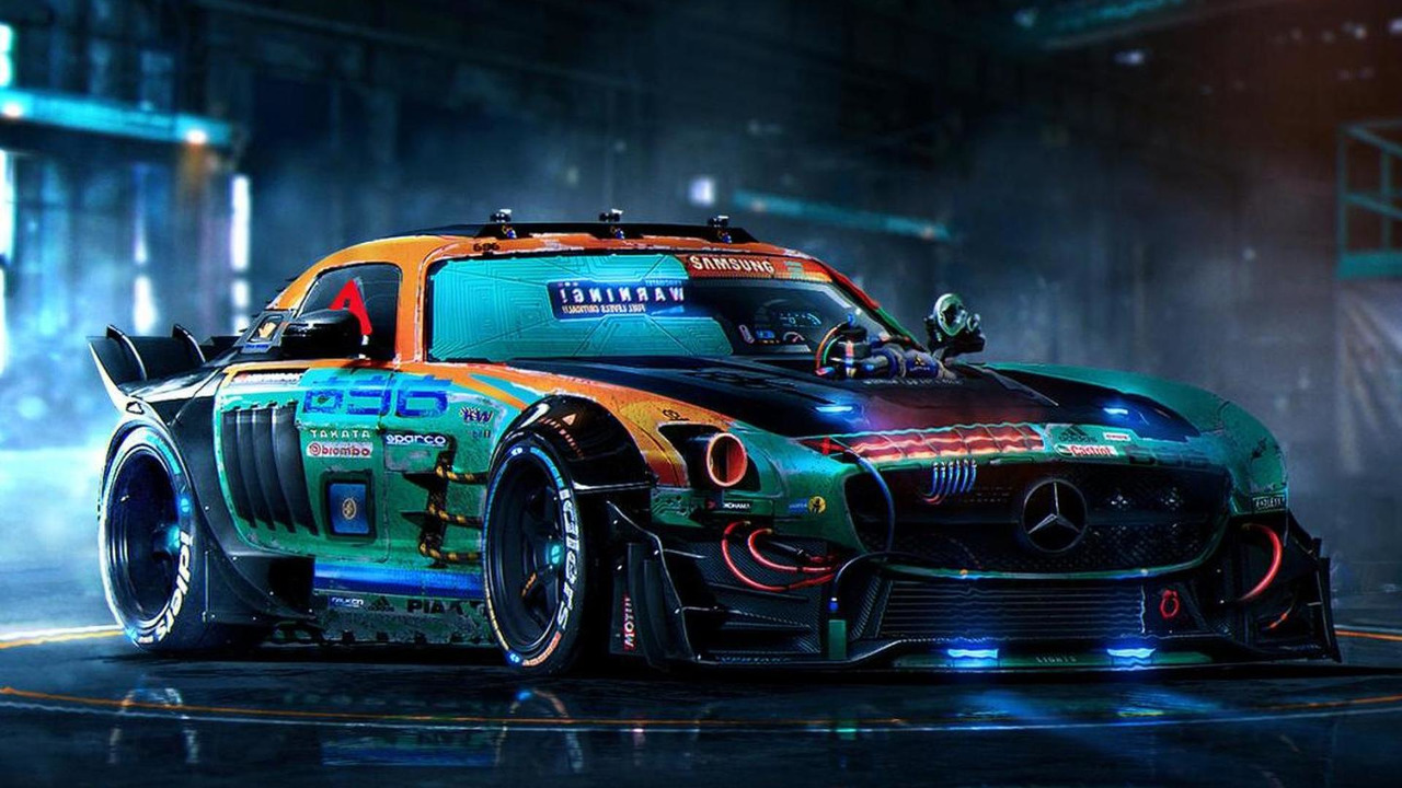 Supercars And Sports Cars Rendered As Brutal Custom Rides Will