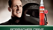 Michael Shcumacher Rosbacher ad / theplace.ru
