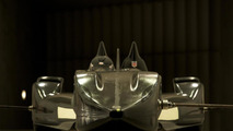 Nissan Deltawing  Wind Tunnel testing