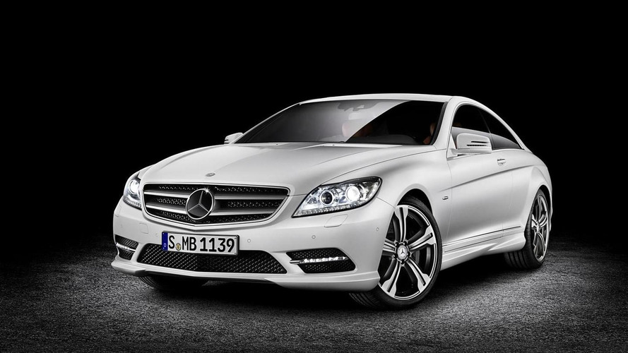 Mercedes CL-Class Grand Edition announced