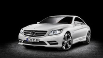 Mercedes CL-Class Grand Edition