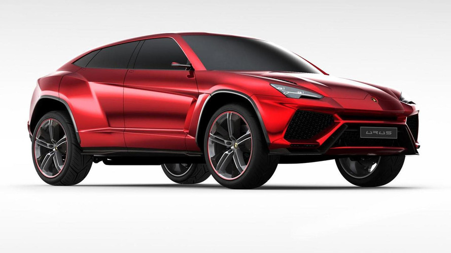 Lamborghini Urus put on the back burner