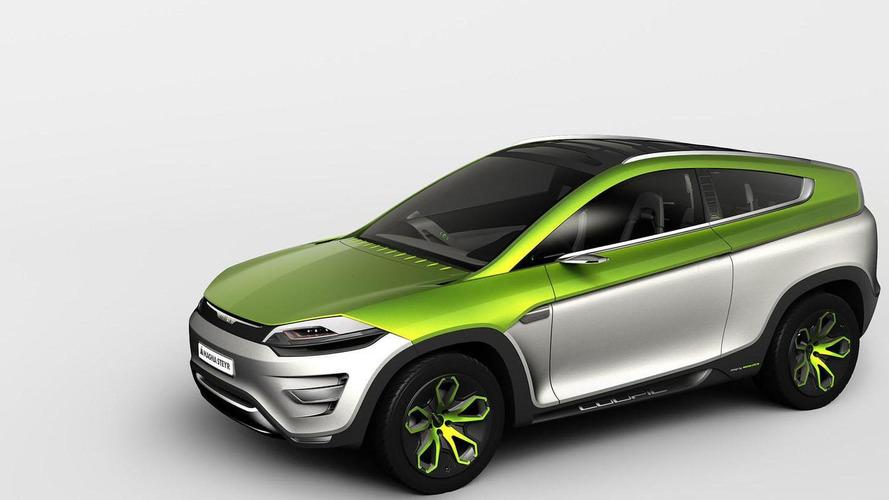Magna Steyr MILA Coupic concept announced