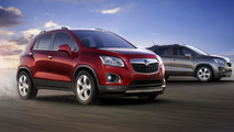2013 Holden Trax 07.6.2012