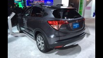 Salão de Detroit: conheça o interior do HR-V, próximo Honda nacional