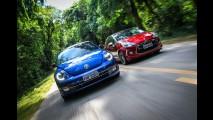 Hatches Premium: Veloster na frente seguido pelo Fusca em fevereiro