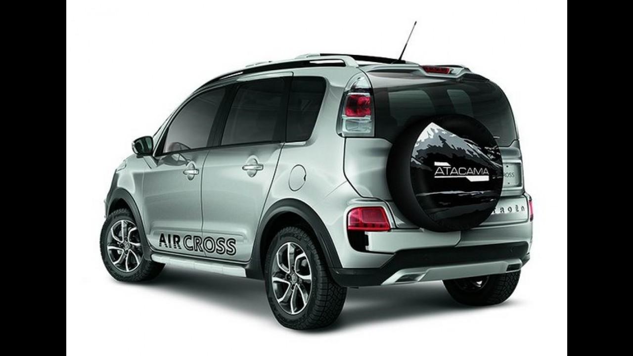 Citroën lança Aircross série Atacama por R$ 55.990
