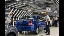 Toyota vai produzir o Corolla na fábrica de Sorocaba em 2016