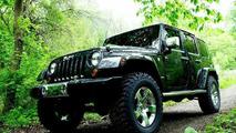 Jeep Wrangler Ultimate