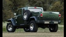Jeep volta a falar em picape, mas admite que modelo não é prioridade