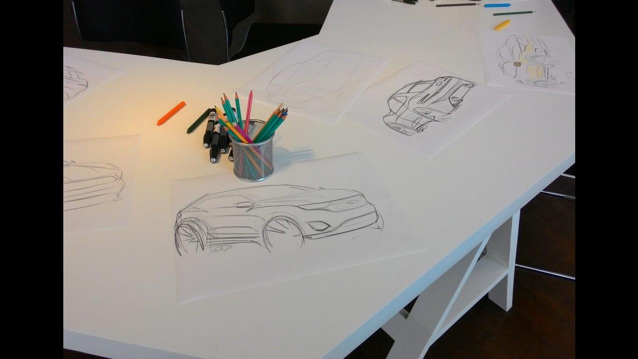 Veja como a Ford trabalha na criação e desenvolvimento de seus carros