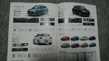 Suzuki Swift - especificações