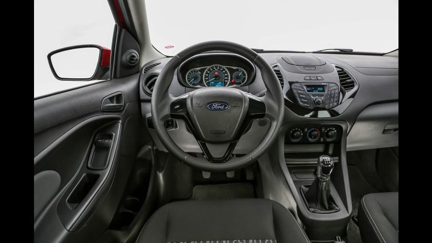Ford Ka 2017 sai por R$ 39.990 em promoção com taxa zero