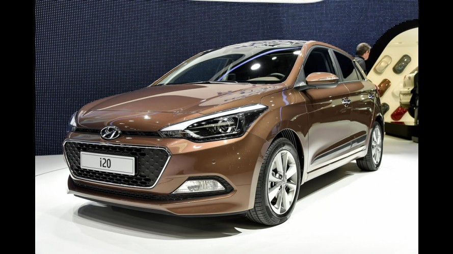 Primo do HB20, Hyundai i20 é lançado no Uruguai por US$ 21.990