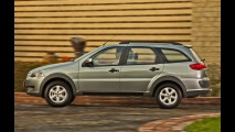Fiat Weekend 2016 parte de R$ 49.150; novidades apenas na versão Adventure