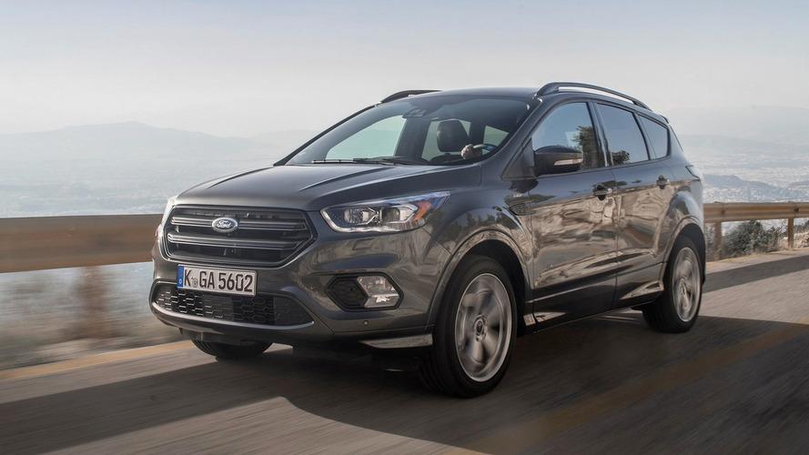 SUV do Focus, Ford Kuga 2017 reestilizado é lançado na Argentina