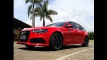 Audi Prologue Avant: novas imagens confirmam perua de pegada esportiva