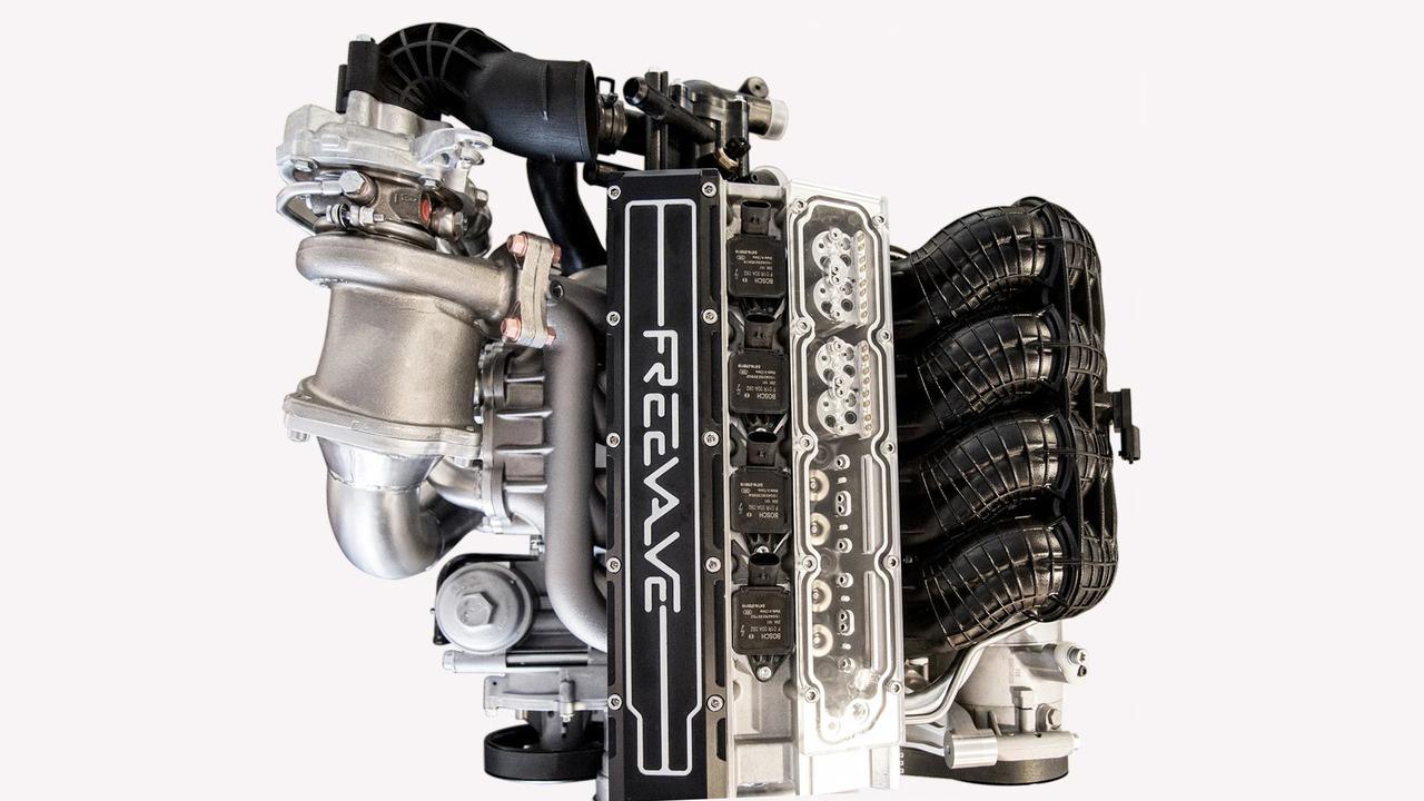 FreeValve Engine