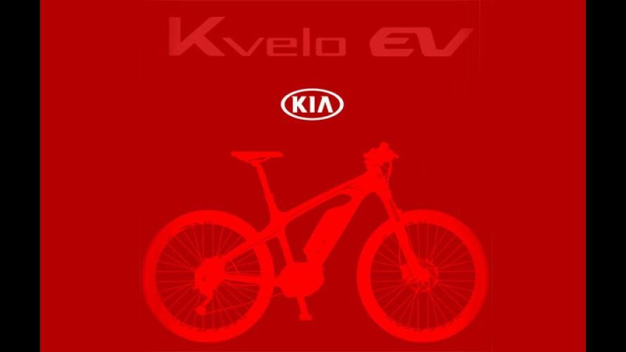 Kia mostrará bike elétrica K-velo no Salão de Genebra
