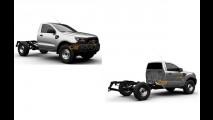 Vazou: nova Ranger tem gama de versões revelada em imagens de patentes