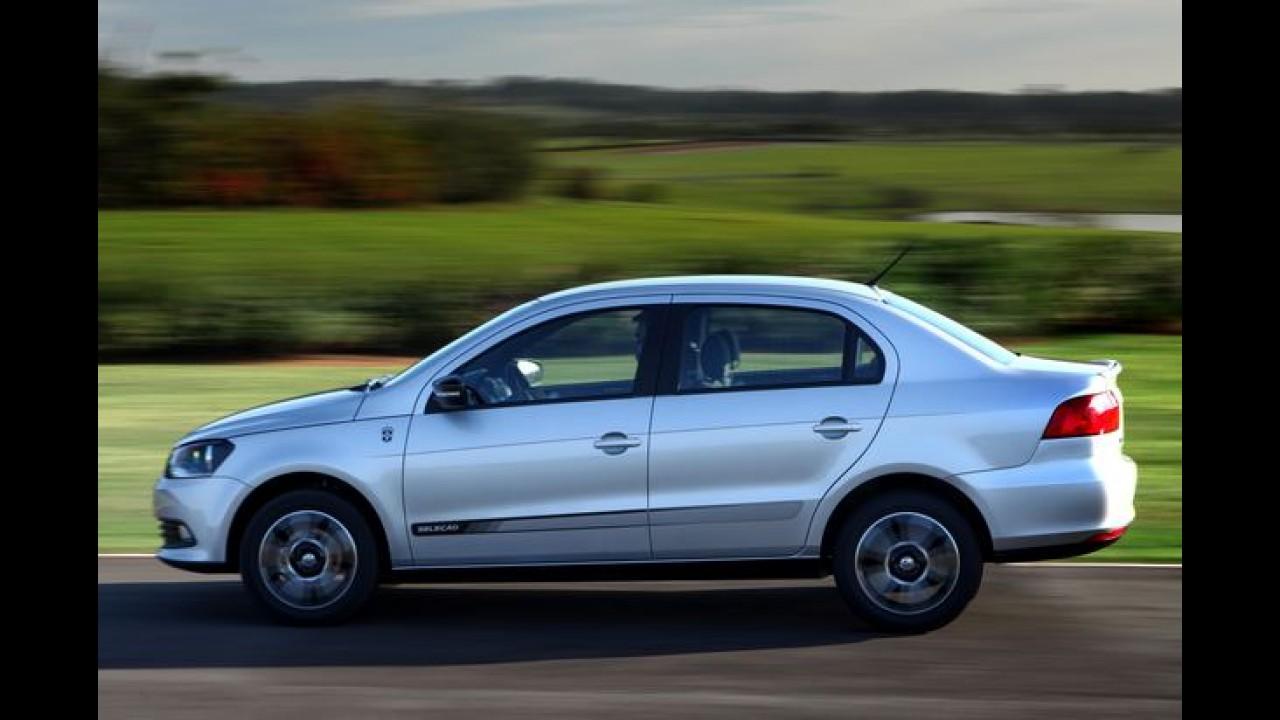 Carros mais vendidos para pessoa jurídica: Ka é líder e Palio cai para 4º