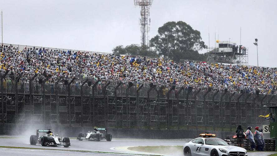 Fórmula 1 - Ecclestone diz que GP do Brasil é o único incerto para 2017