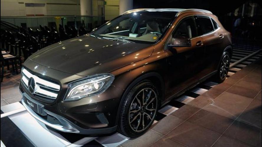 Mercedes Classe GLA, vale più di quello che costa?