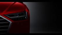 Nuova Audi A8, le prime immagini